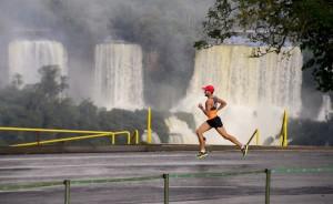 9° Meia Maratona das Cataratas Fotografia: Marcos Labanca