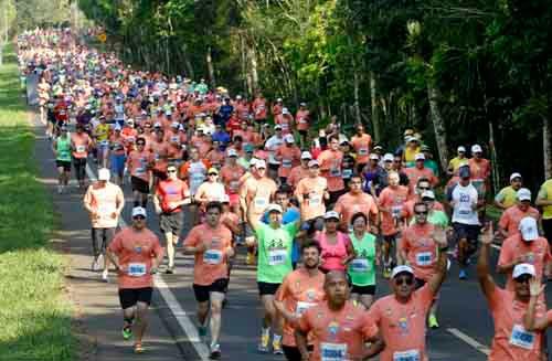 Meia Maratona das Cataratas celebra edição histórica