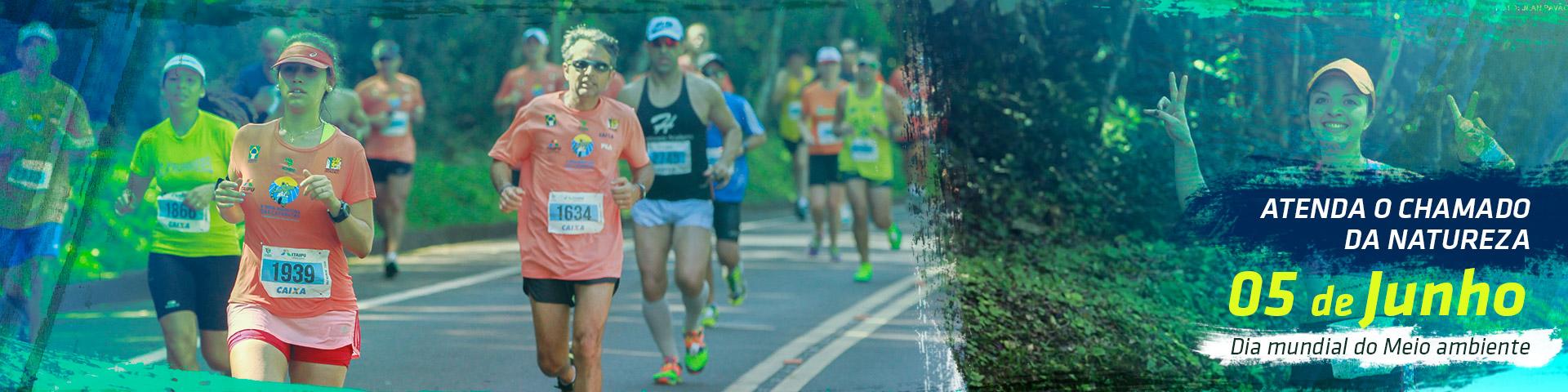 Banner 9° Meia Maratona das Cataratas