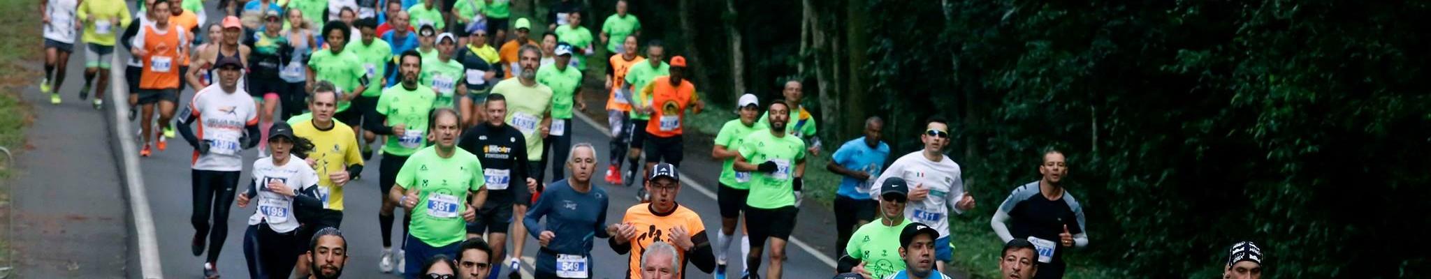 Meia Maratona das Cataratas celebra a natureza com milhares de corredores