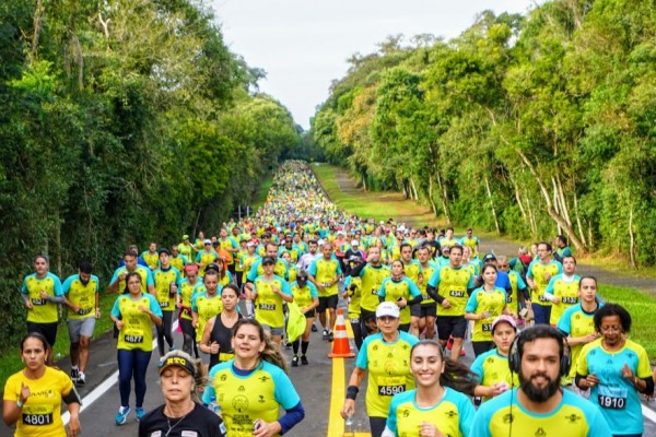 Resultados da 11ª  Meia Maratona das Cataratas