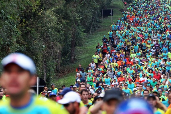 4.500 corredores participarão da #MeiaDasCataratas neste domingo