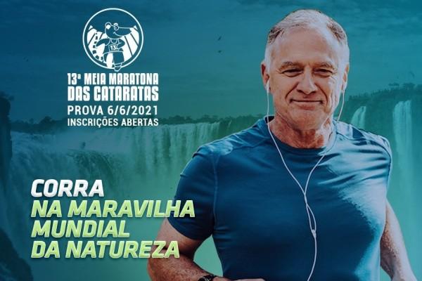Comunicado: 13ª Meia Maratona das Cataratas