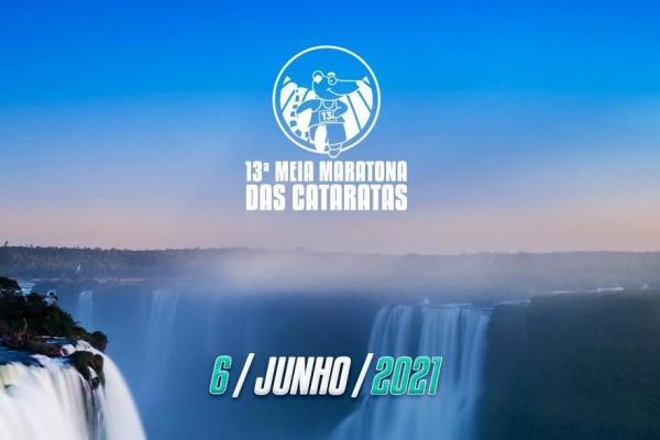 Meia Maratona das Cataratas será realizada dia 6 de junho