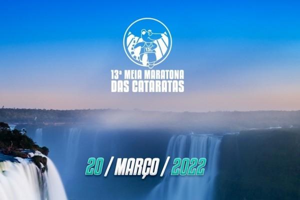 13ª Meia das Cataratas foi transferida para 20 de março de 2022